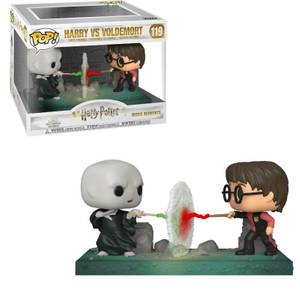 Figura Funko Pop! Movie Moment - Harry Potter vs Lord Voldemort - Harry Potter