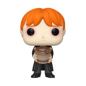 Harry Potter Ron Weasley Puking Slugs with Bucket Pop! Vinyl Figure