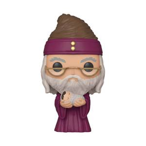 Figura Funko Pop! - Dumbledore Con Harry Bebé - Harry Potter
