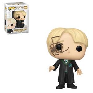 Harry Potter Draco Malfoy with Whip Spider Funko Pop! Vinyl