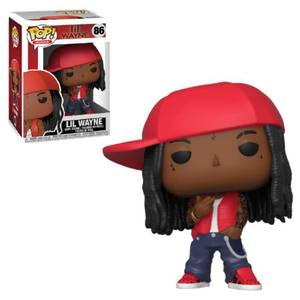 Pop! Rocks Lil Wayne Pop! Vinyl Figure