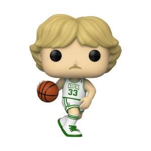 NBA Legends Larry Bird Celtics Home Jersey Pop! Vinyl Figure
