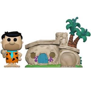 The Flintstones - Casa Dei Flintsones Figura Funko Pop! Town