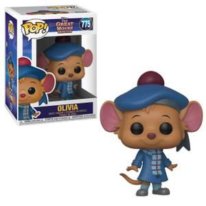 Disney Great Mouse Detective Olivia Funko Pop! Vinyl