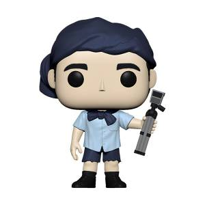 The Office Michael as Survivor Pop! Vinyl Figure