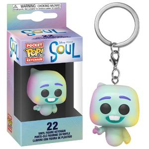 Disney Soul 22 Pop! Keychain