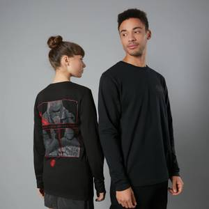 The Rise of Skywalker Power Of The Dark Side Unisex Long Sleeved T-Shirt - Black