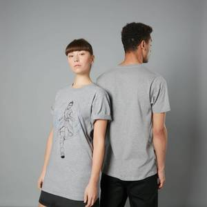 The Rise of Skywalker Rey T-Shirt - Grey