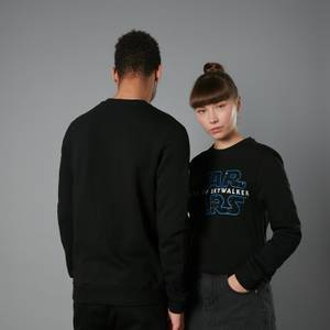 The Rise of Skywalker Logo Unisex Sweatshirt - Black