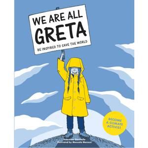 We Are All Greta Paperback Book