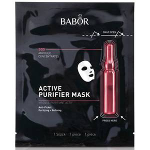 BABOR Active Purifier Ampoule Mask 6.44 oz