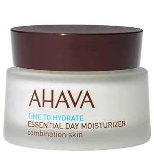 AHAVA Essential Day Moisturizer for Combination Skin 1.7 oz