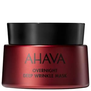 AHAVA Overnight Deep Wrinkle Mask 1.7oz