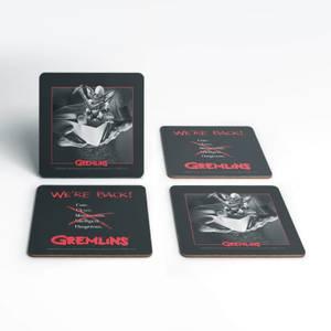 Gremlins Stripe Coaster Set