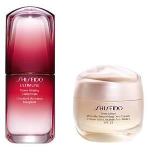 Shiseido Ultimune Anti-Ageing Bundle