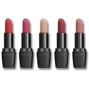 L.O.V Lip Colour and Care Lipstick