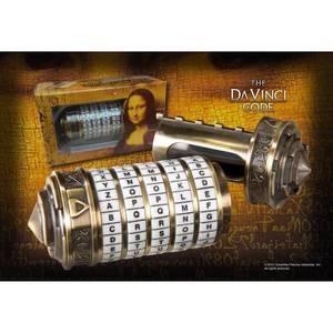 The Da Vinci Code Mini Cryptex Replica