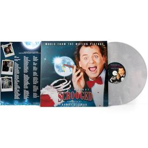 Enjoy The Ride - Scrooged Soundtrack Colour LP