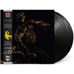 Laced Records - Resident Evil 0 (Original Soundtrack) 2xLP