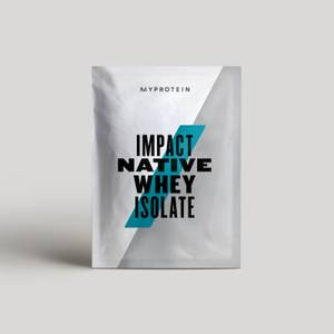 Impact Native Whey Isolate (Sample)