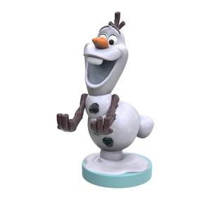 Disney Collectable Frozen Olaf 8 Inch Cable Guy Controller and Smartphone Stand