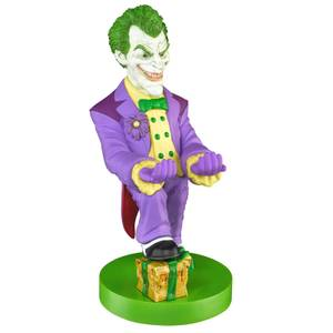 Figurine support manette et chargeur DC Comics Joker 18 cm