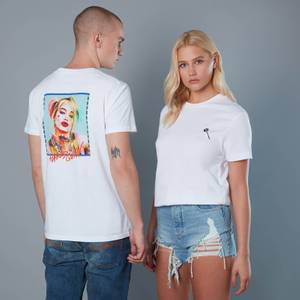 Wooden Mallet and Kisses Unisex Birds of Prey T-Shirt - White