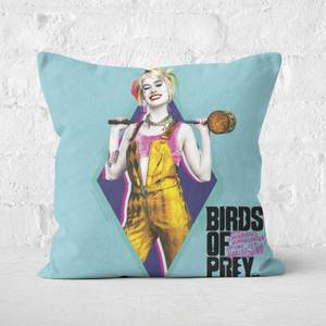 Harley Quinn Square Cushion