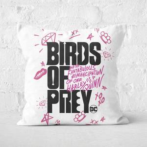 Birds of Prey Kissen