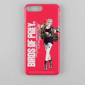Coque Smartphone Harley Quinn - Birds of Prey pour iPhone et Android