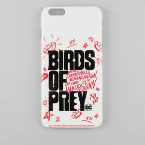 Birds of Prey Birds Of Prey Logo Smartphone Hülle für iPhone und Android