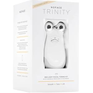 NuFACE Trinity + Trinity Wrinkle Reducer Attachment Set (Worth $474)