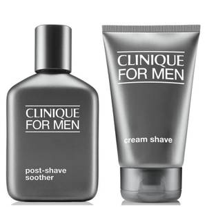 Clinique for Men Prep and Sooth Shave Duo