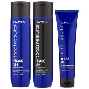 Matrix Brass Off Neutralising Bundle