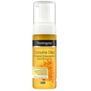 Neutrogena® Curcuma Clear Beruhigender Reinigungsschaum