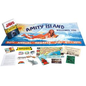Doctor Collector Jaws Amity Island Summer of '75 Kit