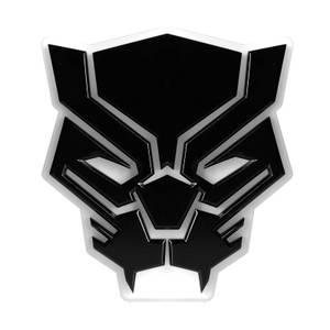 Lámpara 3D Pantera Negra Marvel 6 pulgadas