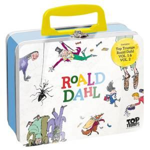 Top Trumps Collector's Tin Card Game - Roald Dahl Edition