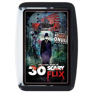 Top Trumps Card Game - Unofficial Guide to 30 Scary Flix Edition
