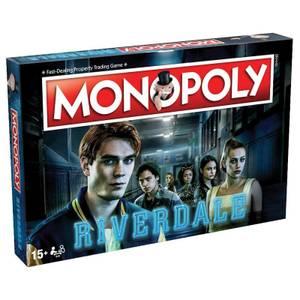 Monopoly Board Game - Riverdale
