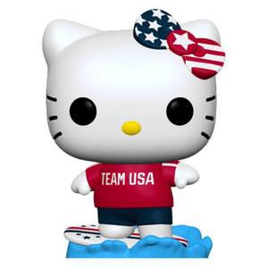 Sanrio Hello Kitty Surfing Pop! Vinyl Figure