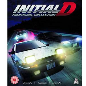 Initial D Movie Collection