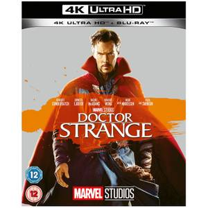 Doctor Strange - 4K Ultra HD