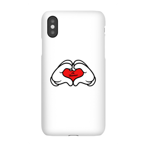 Ok Boomer Love Hands Phone Case for iPhone and Android