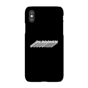 Ok Boomer Repeat Phone Case for iPhone and Android