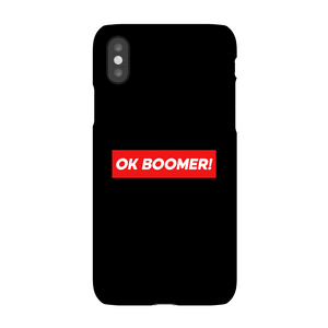 Ok Boomer! Block Phone Case for iPhone and Android