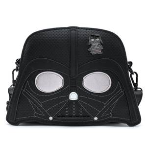 Loungefly Sac à Bandoulière Star Wars Darth Vador Pin Collector