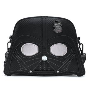 Loungefly Star Wars Darth Vader Pin Collector Cross Body Bag