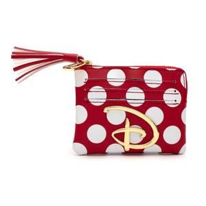 Loungefly Disney Polka Dot Logo Cardholder