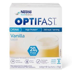 OPTIFAST Shakes - Vanilla - Box of 8